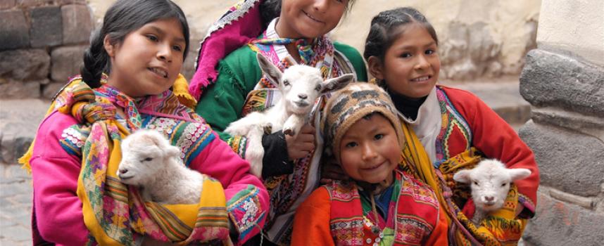 Bine ai venit in Peru!