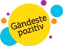 Gandeste pozitiv logo