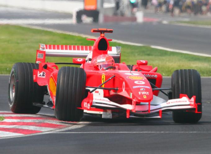 Formula 1: Secretele lui Michael Schumacher