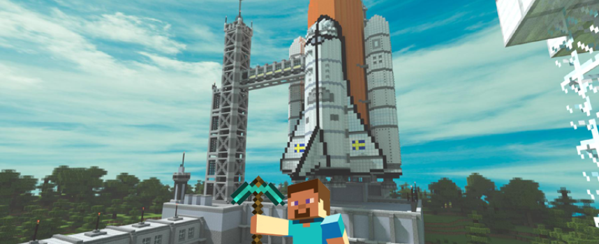 De Ce Minecraft este Mai Mult Decat un Joc