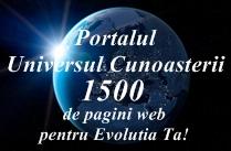 Logo Universul cunoasterii