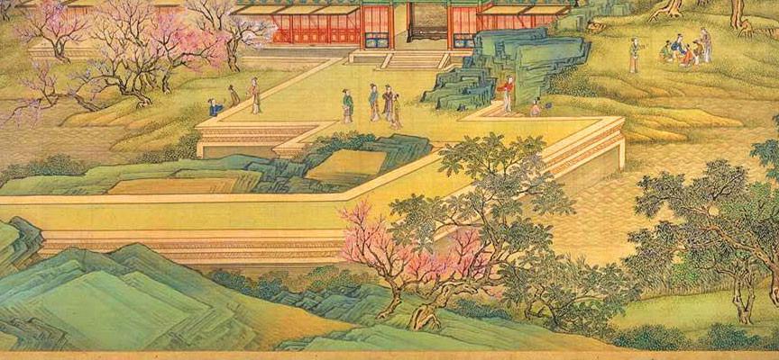 Intelepciune Antica: Pangu era singurul om intre cer si pamant