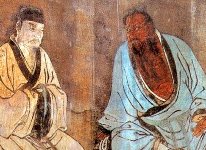Lu Dongbin in zadar incerca sa-i salveze pe oameni