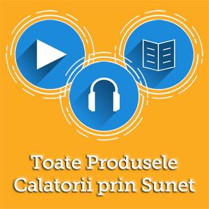 Produsele Calatorii prin Sunet