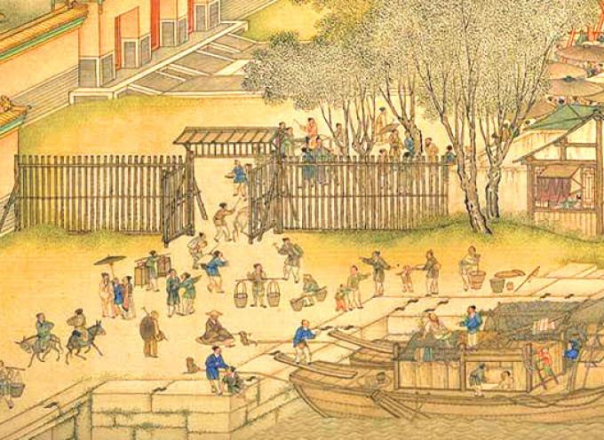 Intelepciune Antica: Marele Yu detinea controlul inundatiilor