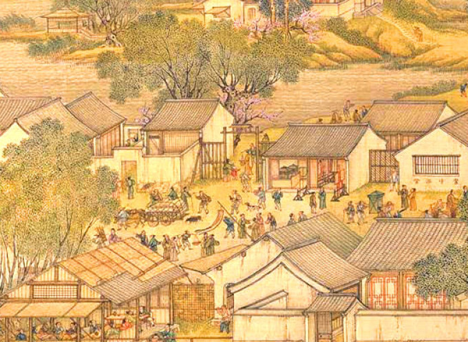 Jiang Ziya consilierul care a ajutat la instaurarea Dinastiei Zhou