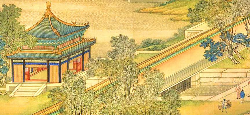Changjie: marele creator al caracterelor chinezesti