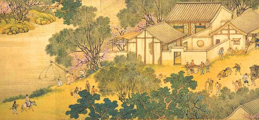 Ducele Zhou era un model de bunavointa si pietatea filiala