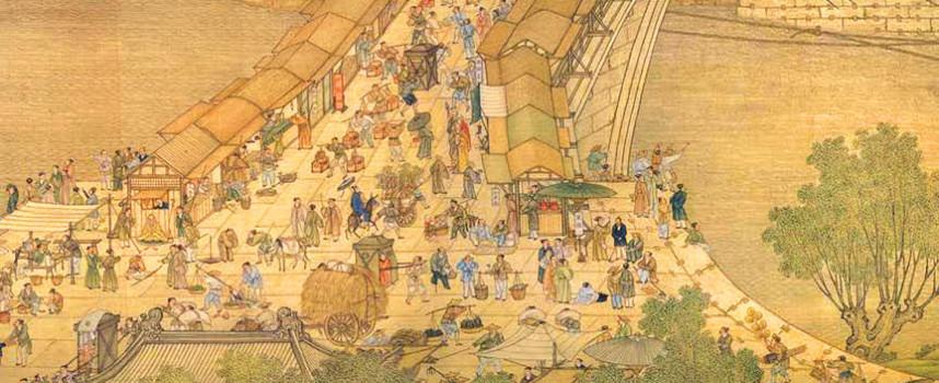 Han Xin era unul din cei Trei Magnifici ai dinastiei Han