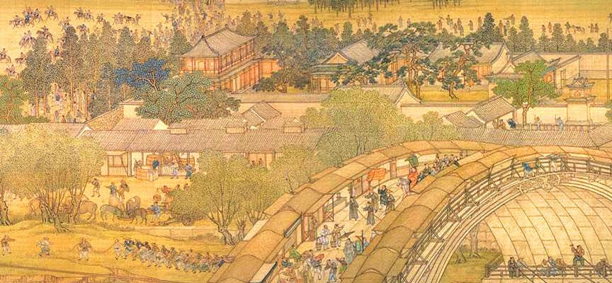 Xiao He era unul din cei Trei Magnifici ai dinastiei Han