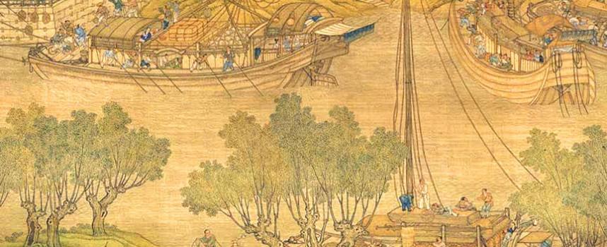 Zhang Liang era unul din cei Trei Magnifici ai dinastiei Han