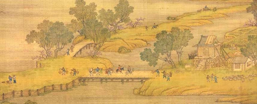 Sfatul lui Qu Yuan, un oficial integru al statului Chu