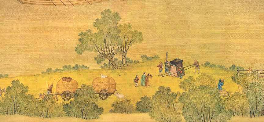 Intelepciune Antica: Sun Yang gaseste calul celor o mie de mile