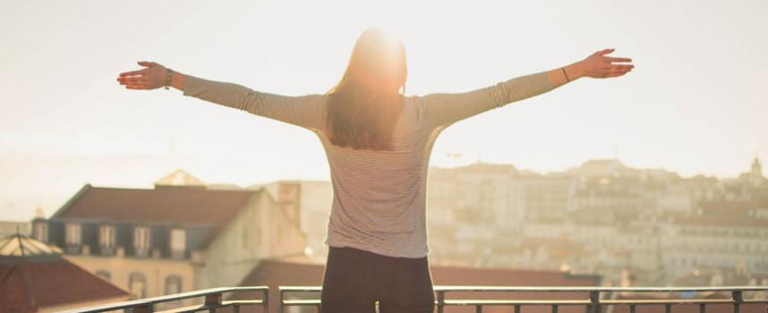 Viata mi s-a schimbat radical cand am ales sa gandesc pozitiv