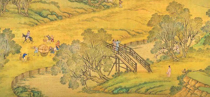 Zhang Fei, un luptator strasnic si înfricosator