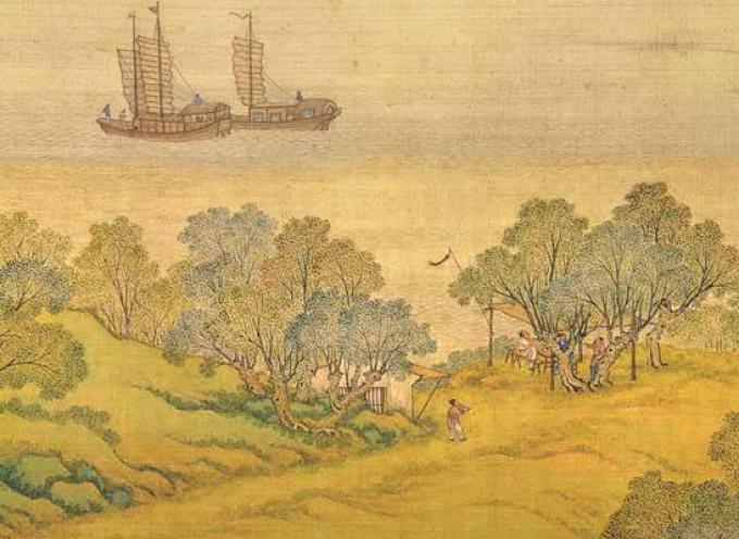 Wang Xizhi, cel mai renumit caligraf din istoria Chinei