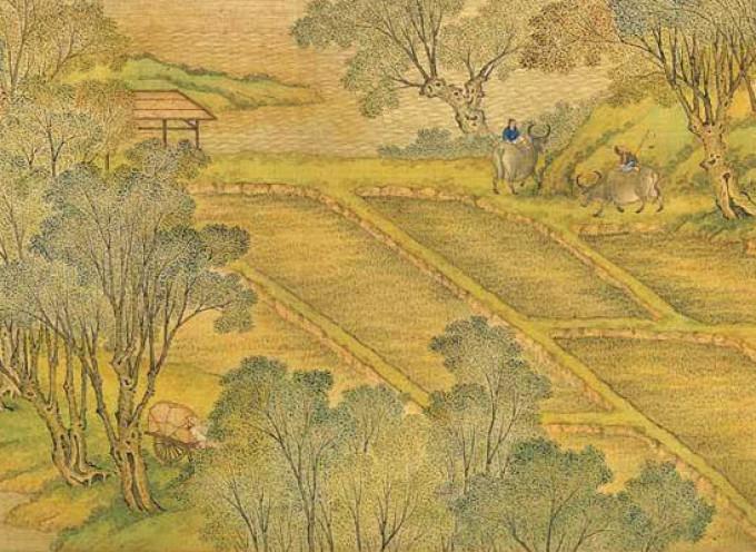 Tao Yuanming, distins poet şi pustnic eminent