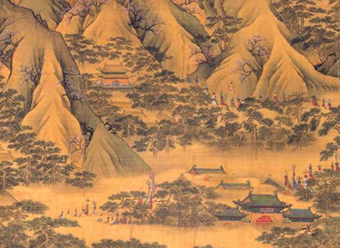O practică strategică de a menţine pacea din timpul dinastiei Han