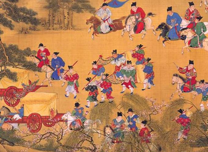 Zhangsun s-a distins prin admirabila sa influenta asupra imparatului