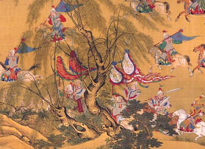 Hua Mulan: bunatate pura, pietate filiala, curaj