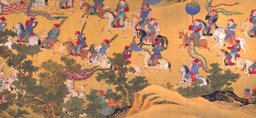 Imparatul Gaozu, un conducator plin de îngaduinta si toleranta