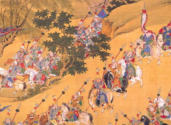 Qin Shubao, iscusit pe campul de lupta, slujing cu integritate