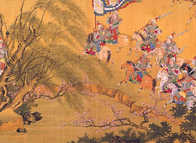 Yang Guang si-a ascuns orgoliul si iubirea placerilor fizice